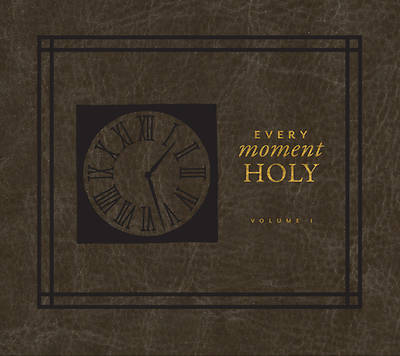 Picture of Every Moment Holy CD CD