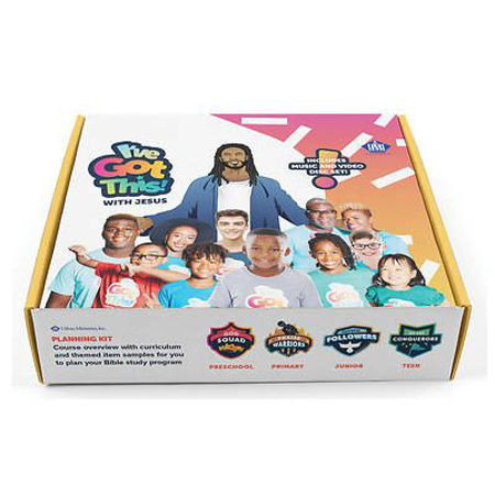 Picture for category I've Got This! With Jesus-VBS 2020